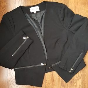 PHILOSOPHY  black blazer